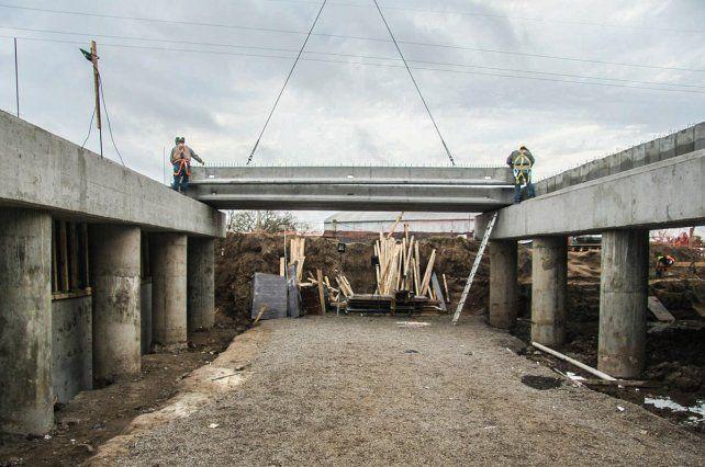 Conexión vial Chalet-Centenario: se habilita la circulación en la avenida Intendente Irigoyen