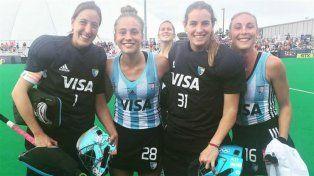 Las Leonas se clasificaron para la final de la Copa Panamericana en Lancaster
