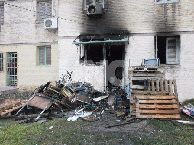 La posible causa. Mallarino no contaba con luz eléctrica en su vivienda y se iluminaba con velas.