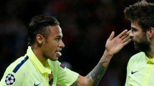 Piqué reveló que Neymar le comunicó que se iba al PSG en el casamiento de Messi