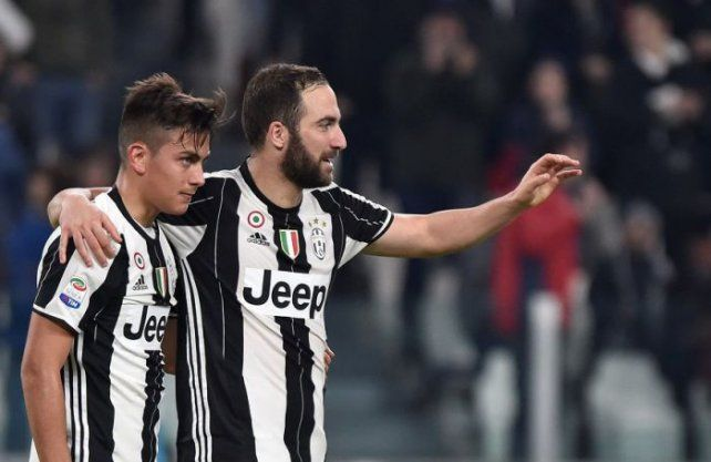 La Juve de Higuaín y Dybala va por la Supercopa de Italia