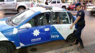 Persiguieron y atraparon a un ladrón que robó en un departamento de barrio Barranquitas