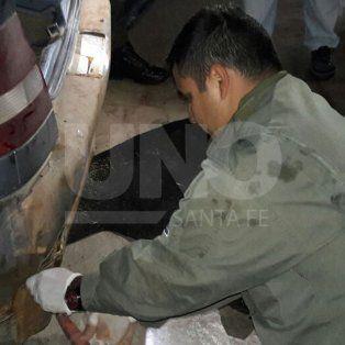 gendarmeria secuestro mas de 39 kilos de marihuana en un control en un peaje de santa fe