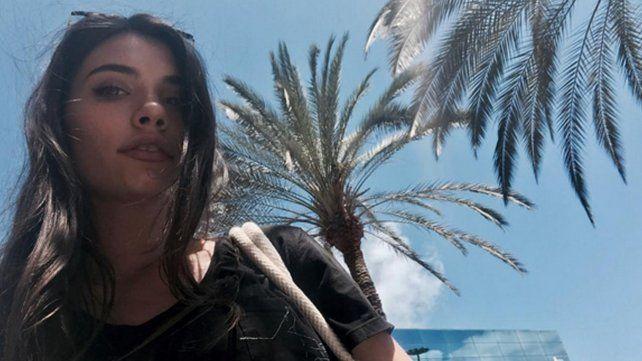 El topless de Eva De Dominici para una campaña