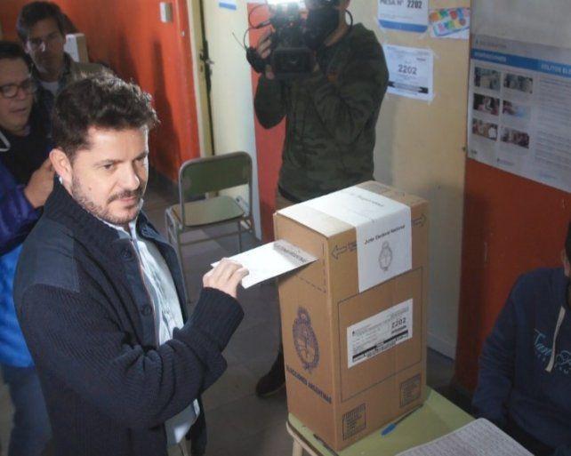 Marcos Castelló: Hoy tenemos la oportunidad de cumplir con la democracia y elegir