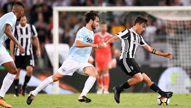El doblete de Dybala no le alcanzó a Juventus