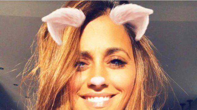 Antonela Roccuzzo se hizo la gatita en Instagram y robó suspiros
