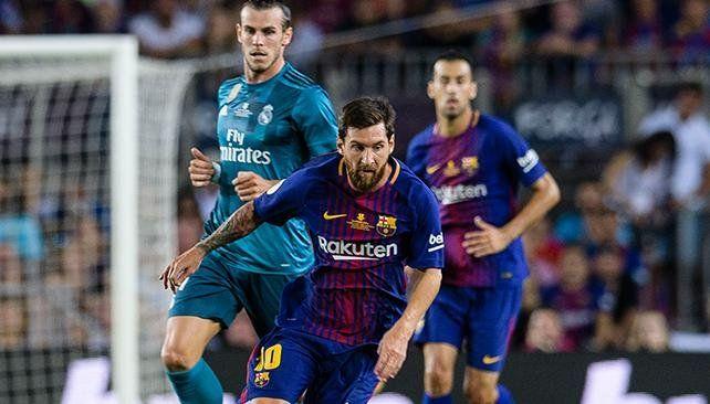 Real Madrid se impuso en Camp Nou y acaricia la Supercopa