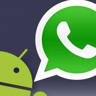 ¿llegan los filtros de imagenes en whatsapp para android?