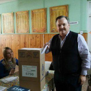 el senador felipe michlig valoro el apoyo a los candidatos del fpcys en el departamento san cristobal