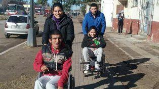 Tercera caminata por la inclusión y la accesibilidad