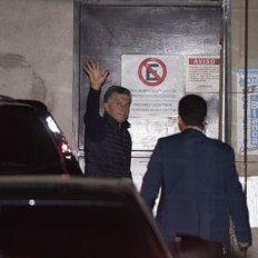 Mauricio Macri ya fue operado y recibirá el alta en las próximas horas