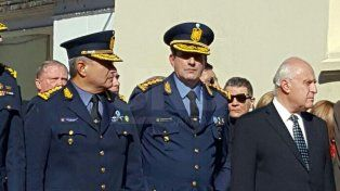 Asumió el nuevo jefe del Instituto de Seguridad Pública santafesino