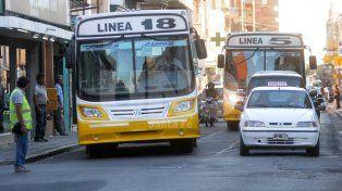 La Línea 18 cambia temporalmente de recorrido
