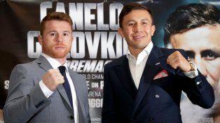 el fabuloso anuncio de la pelea entre canelo alvarez y gennady golovkin