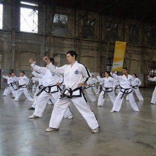 esta todo listo para vivir el 30º campeonato argentino de taekwondo itf en santa fe