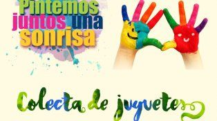 Este Día del Niño, pintemos juntos una sonrisa