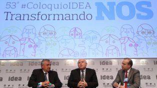 Lifschitz: Necesitamos construir una Argentina con cohesión social y diálogo político