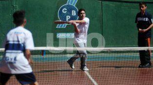 Se realiza una nueva edición Torneo Francisco Pancho García de tenis criollo