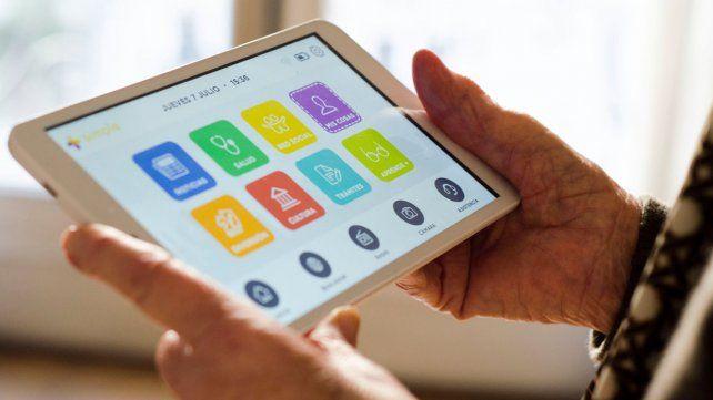 Finaliza la inscripción para las tablets para jubilados