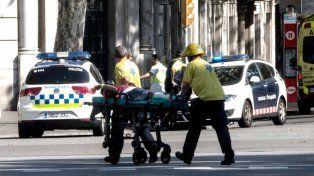 Cataluña: abatieron a cinco terroristas que querían realizar un segundo atentado