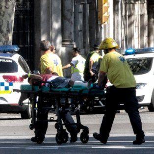 cataluna: abatieron a cinco terroristas que querian realizar un segundo atentado