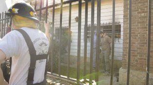 Costanera: el humo que salía desde una casa llevó preocupación a los vecinos