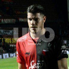 Newells trata de repatriar a Guillermo Ortiz
