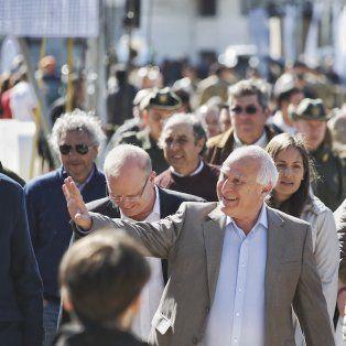 lifschitz ratifico el compromiso de su gobierno con el campo