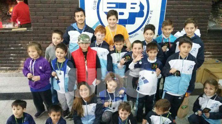 Total éxito en una nueva edición del Torneo Francisco Pancho García