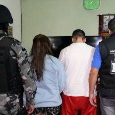 Los allanamientos en la ciudad de Santa Fe fueron realizados en Barranquitas.