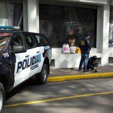 Un hombre violento agredió con un hierro y un palo a peatones en calle San Martín