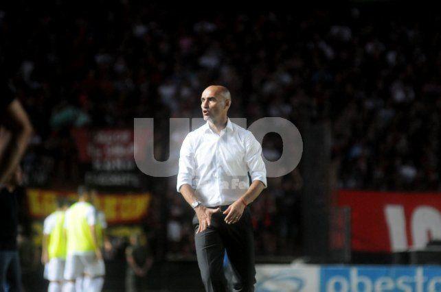Su última vez. Montero dirigió a Colón el 11 de diciembre de 2016