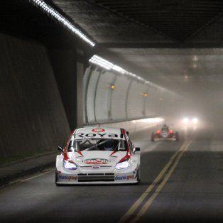 se realizara el jueves la tercera edicion del cruce del tunel subfluvial