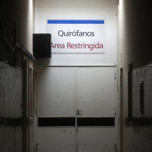 operan de urgencia en el hospital cullen a un trabajador de purina accidentado
