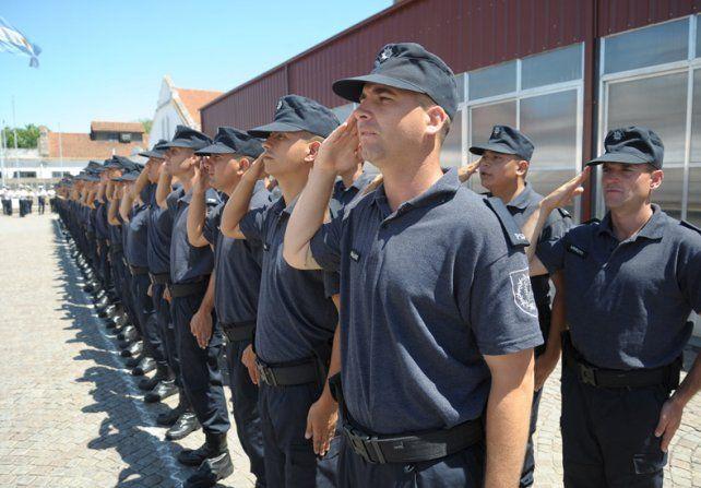 Otros 271 efectivos fueron incorporados a la Policía