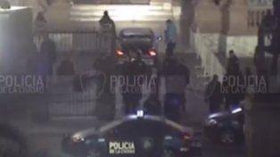 Detenido al intentar ingresar con un auto a la peatonal frente a la Casa Rosada