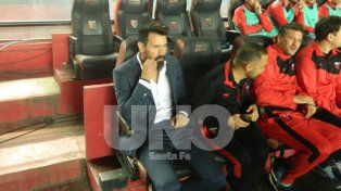 Domínguez: Vamos a esperar lo de Albertengo hasta último momento