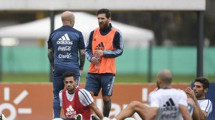 Argentina sigue en zona de Repechaje al Mundial de Rusia