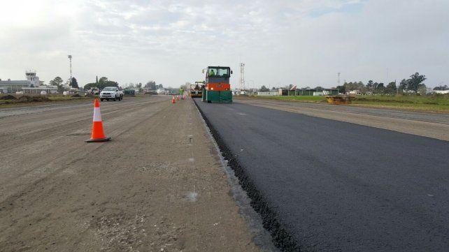 Estiman que en octubre el Aeropuerto de Sauce Viejo estará operativo