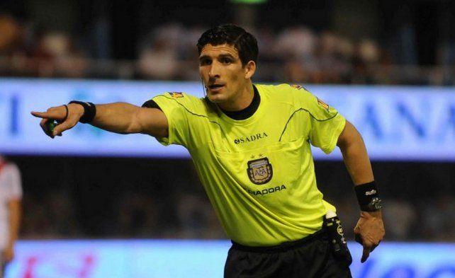 Se conoció el árbitro del partido de Colón-Huracán por Copa Argentina