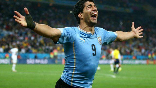 En Uruguay se ilusionan con Luis Suárez