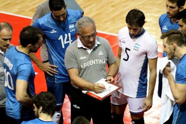 Argentina enfrenta a Chile en el inicio del Premundial