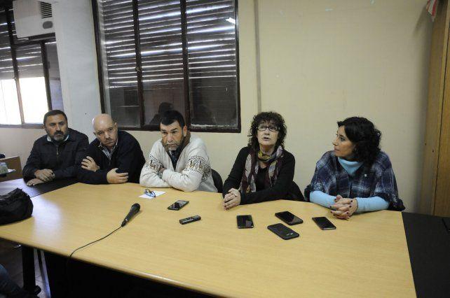 Amsafé presentó sus delegados para el congreso de Ctera