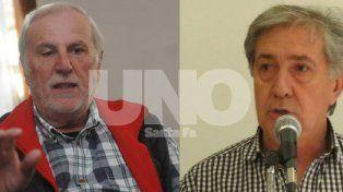 El expresidente de San Lorenzo de Tostado bancó la gestión de Colón