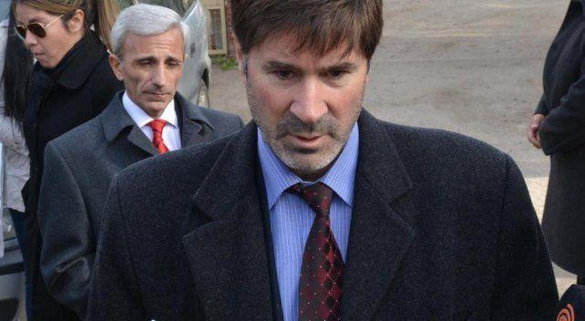 DETENCIÓN. El fiscal Enrique Senestrari ordenó la detención de involucrado.