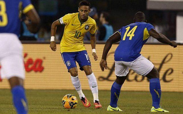 El puntero Brasil espera por Ecuador