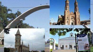 Declararon de interés histórico nacional a tres templos de la ciudad de Esperanza