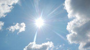 ¿Qué localidad de la región supera los 50 grados de sensación térmica?