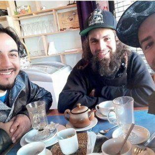 hablo el amigo chileno de santiago maldonado